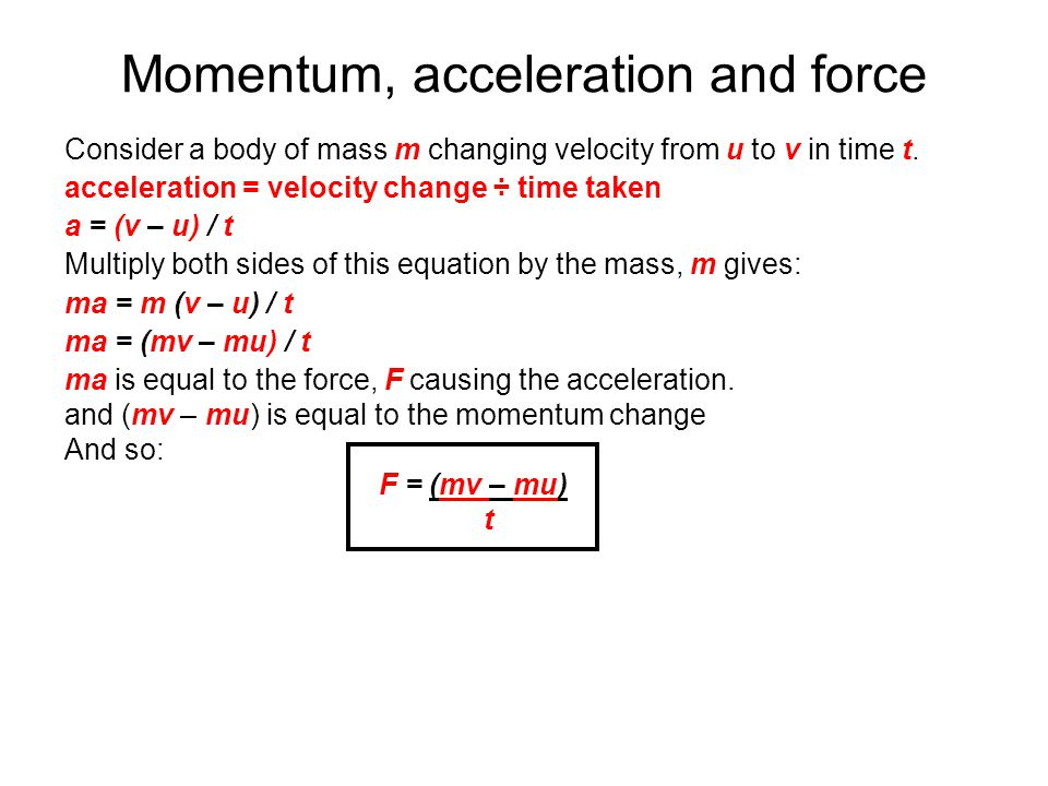 how to calculate work with mass and velocity