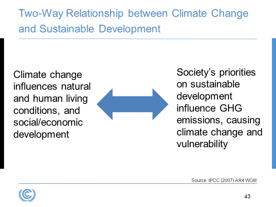 climate change and socioeconomic development relationship The economic impact of climate change in southeast asia 0 0 0 0 agricultural development be seriously affected by the adverse impacts of climate change.