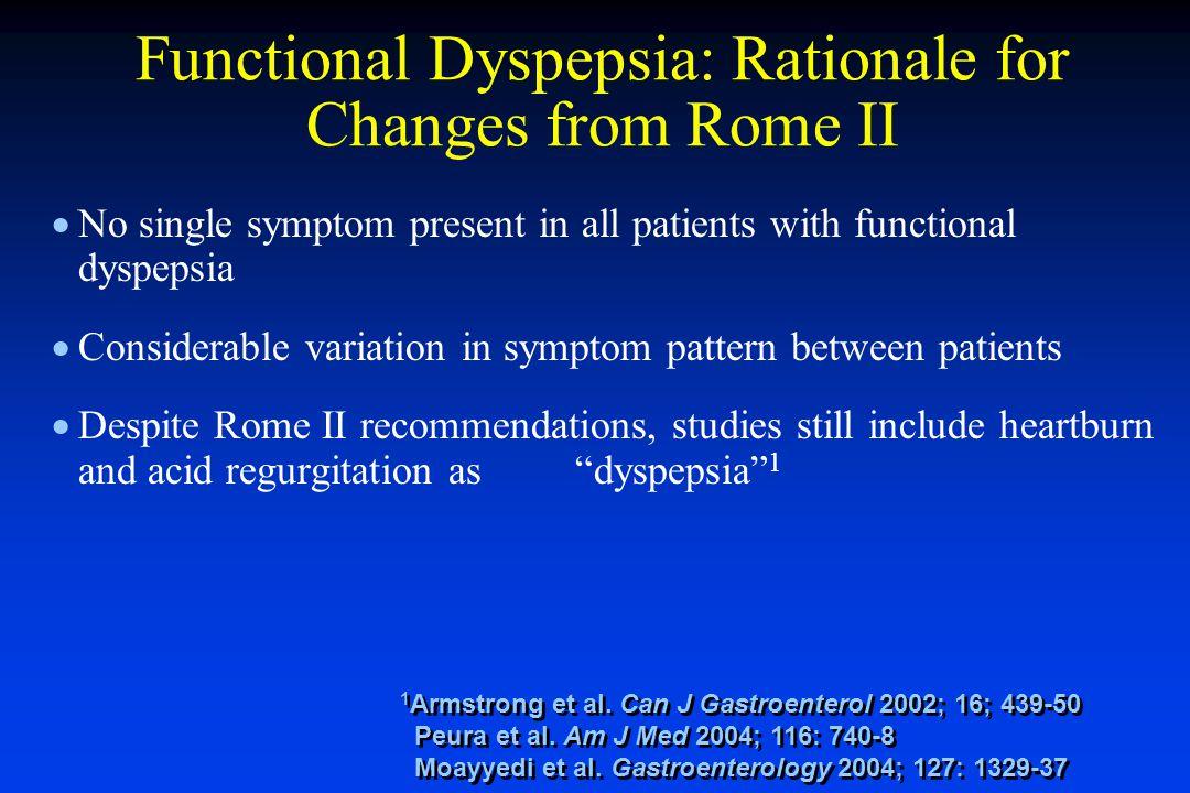 rome ii criteria pds
