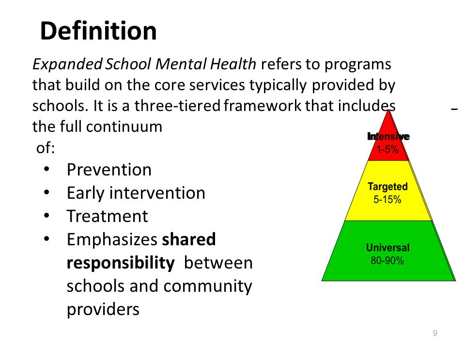 definition of mental health pdf