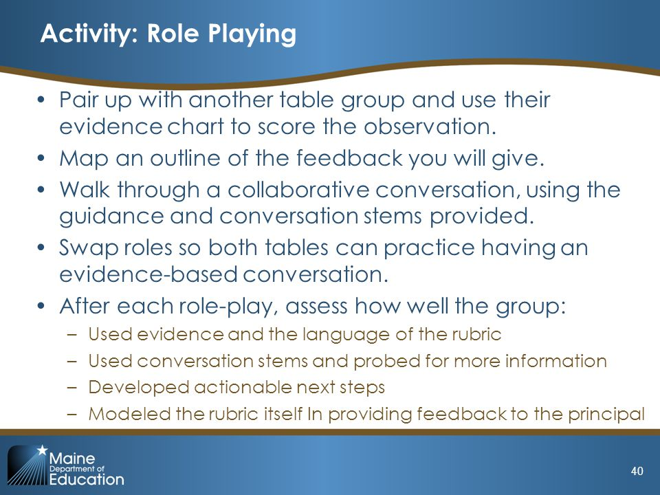 a role play activity Students with language difficulties struggle to make inferences and draw conclusions when faced with text in the classroom and on tests teach them that these skills.