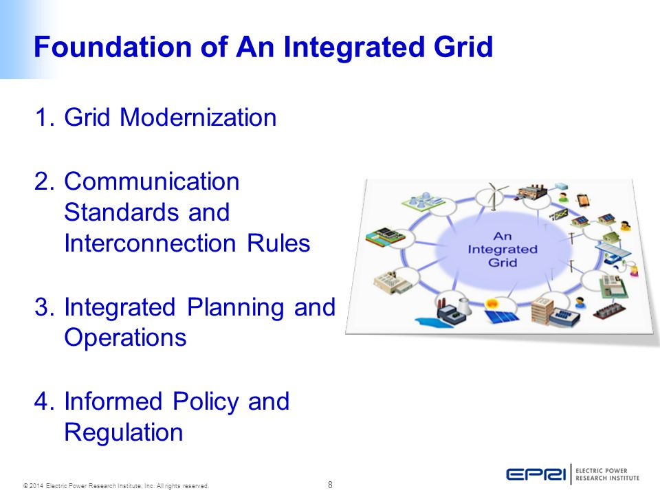 The electric grid and dg operational considerations for How to read a foundation plan