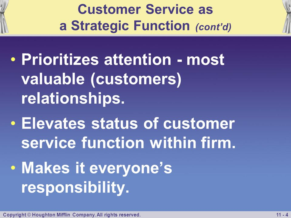 the role of the customer service assistant in companies The role involves direct customer contact by telephone and email, operation of the company commercial system and providing delivery and logistical information to merchant customers and the sales team.
