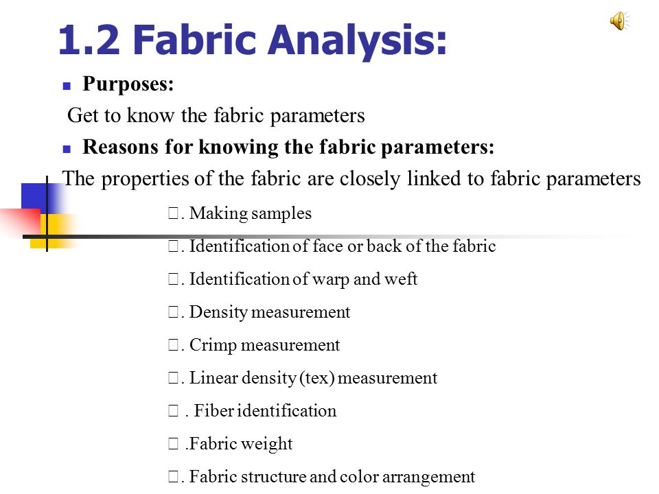 """an analysis of the cloth We are grateful to nift for providing us an opportunity to do research work on """"critical analysis of consumer brand preference for apparel & accessories"""" we express our whole hearted thanks to our guide mr amit aggarwal for his encouragement and moral support in organizing my work and giving."""