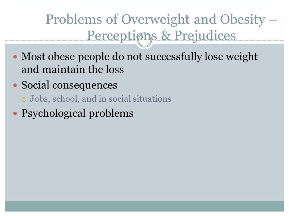 obesity as a social problem Obesity is a social issue because it's incredibly unhealthy, and that means tax payers foot the bill for your cheeseburger obsession plus, honestly, morbid obesity is naturally repulsive, and there's nothing you can do about that.