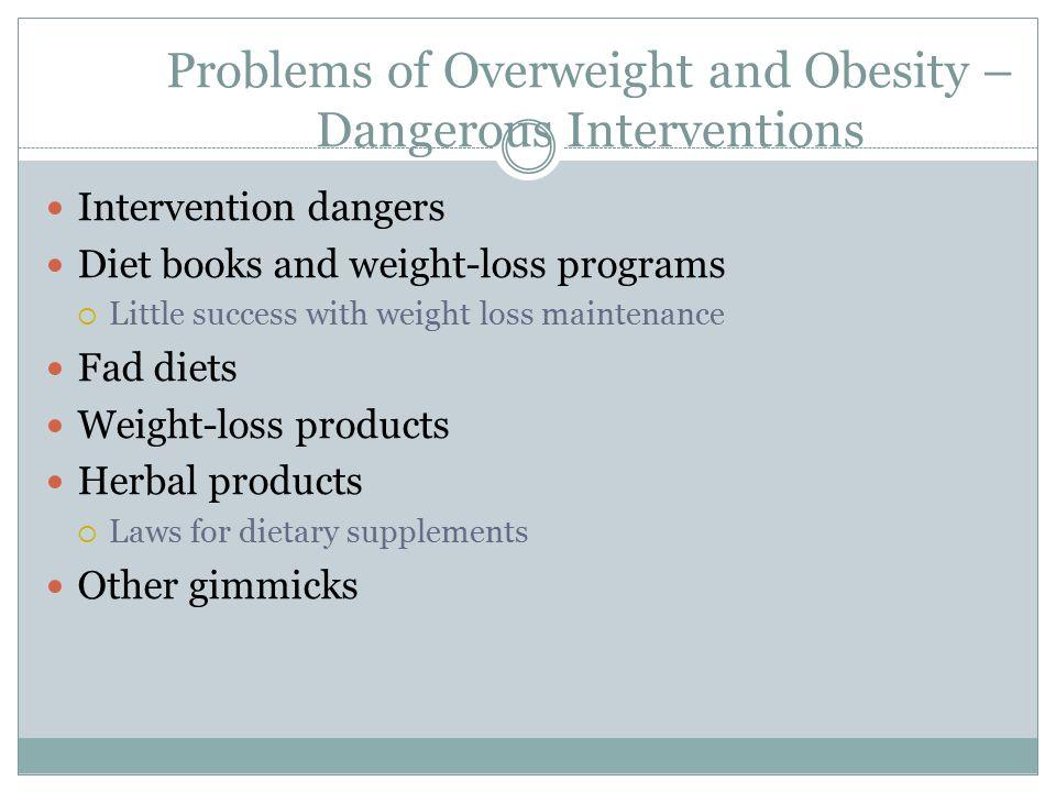 Weight Management: Overweight, Obesity, and Underweight ...