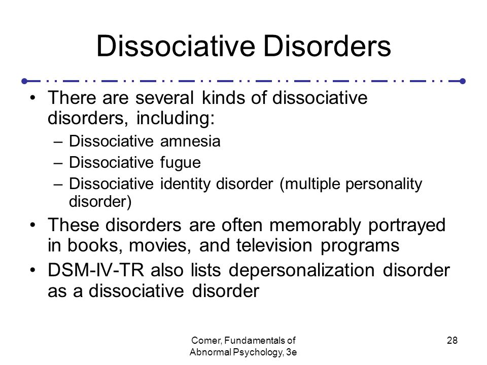 Essay/Term paper: Multiple personality disorder