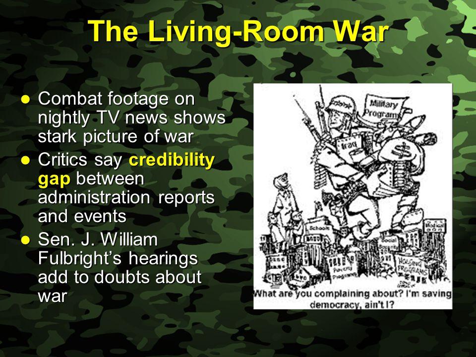 THE VIETNAM WAR The  Day War Ppt Download - Living room war