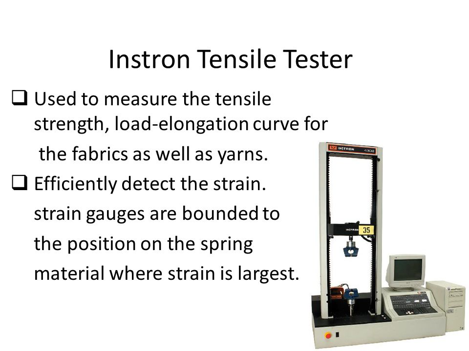 Instron+Tensile+Tester presentation on load cell and its application ppt video online instron load cell wiring diagram at gsmportal.co