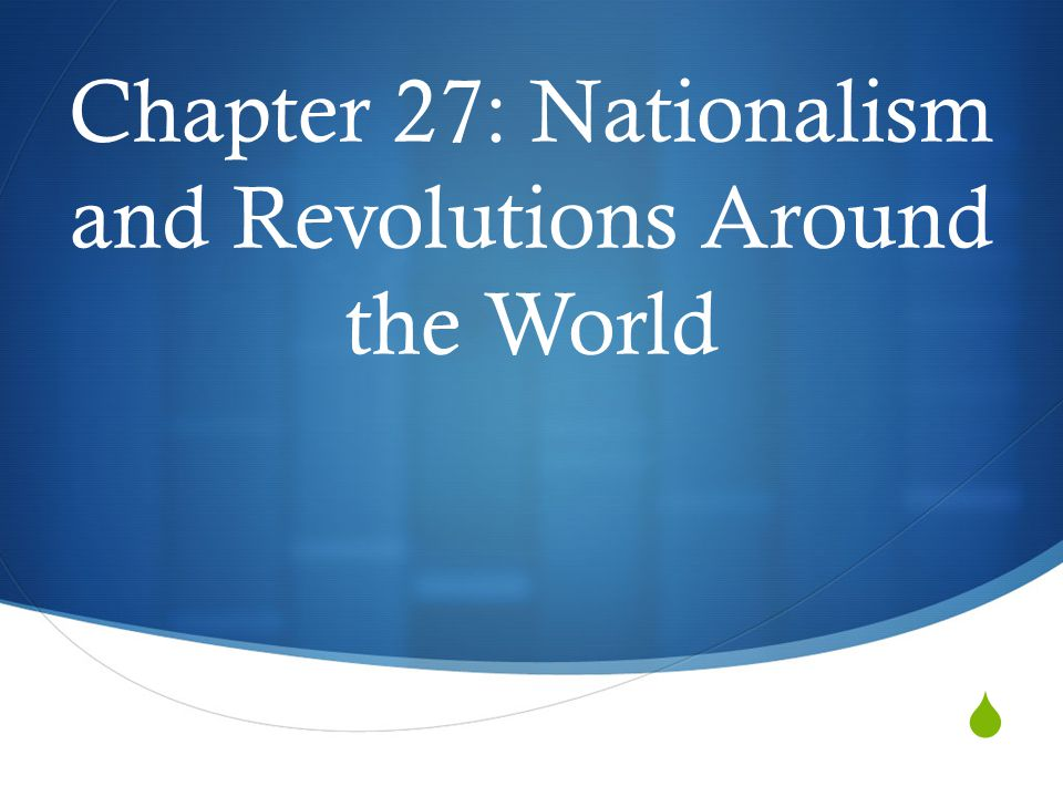 revolutions around the world essay To others in the world, the american revolution provided an example to be followed  quiz & worksheet - what is a photo essay quiz & worksheet - addressing skill gaps for employees.