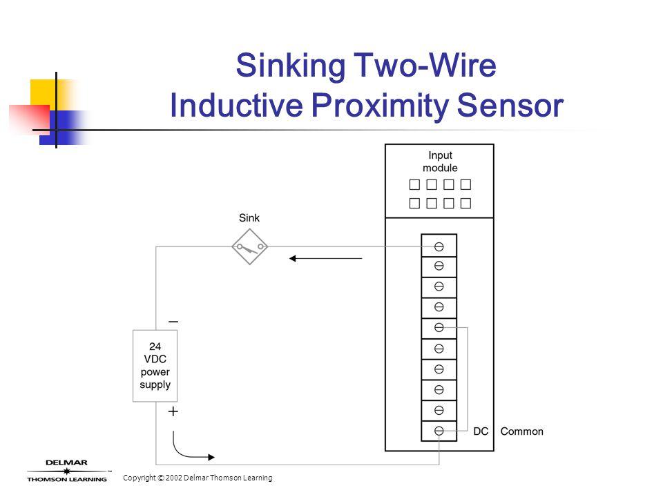 Two wire proximity switch wiring diagram sensor