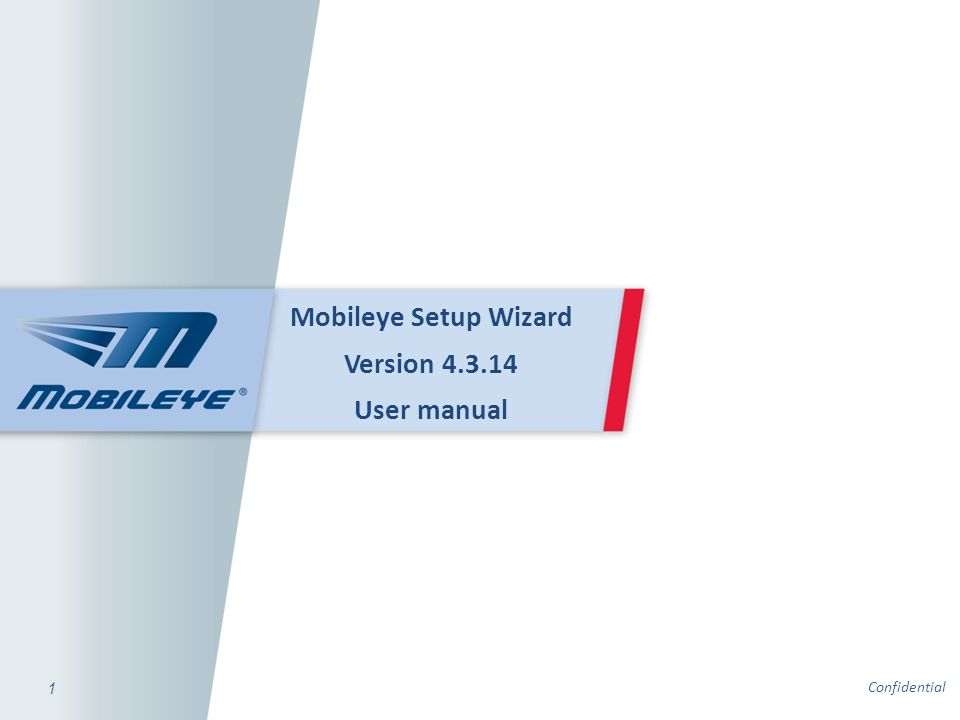 Wizard manual wizard of wor manual back array mobileye setup wizard version user manual ppt video online download rh slideplayer com fandeluxe Choice Image