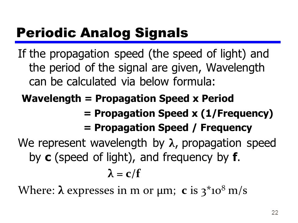 Chapter 3 Data And Signals Ppt Video Online Download