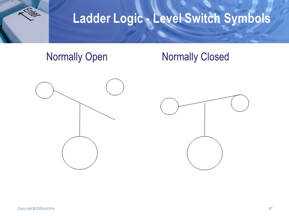 High tech operator certificate program ppt download 57 ladder logic level switch symbols ccuart Gallery