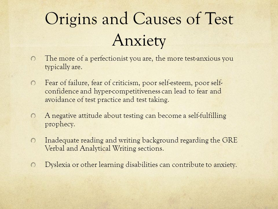 "essay about test anxiety Free essay: contemporary society has been given the labels of ""test-oriented"" and ""test-consuming"" (zeidner & most, 1992) due to its extensive use of."