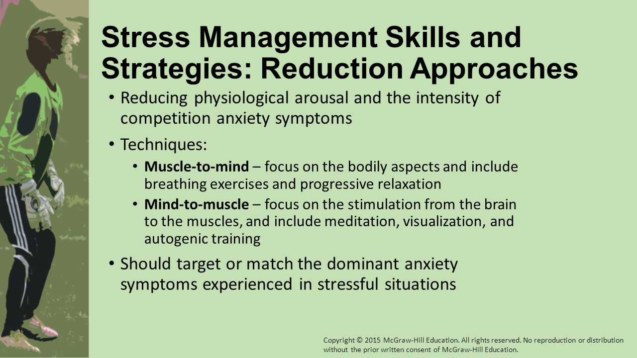 stress management and anxiety reduction Discover the best stress management self-help in relieve anxiety, and eliminate negative using the wisdom of your body and mind to face stress, pain.
