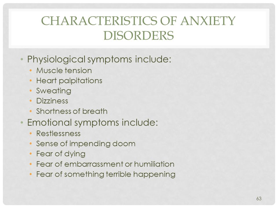 NIMH  Social Anxiety Disorder More Than Just Shyness