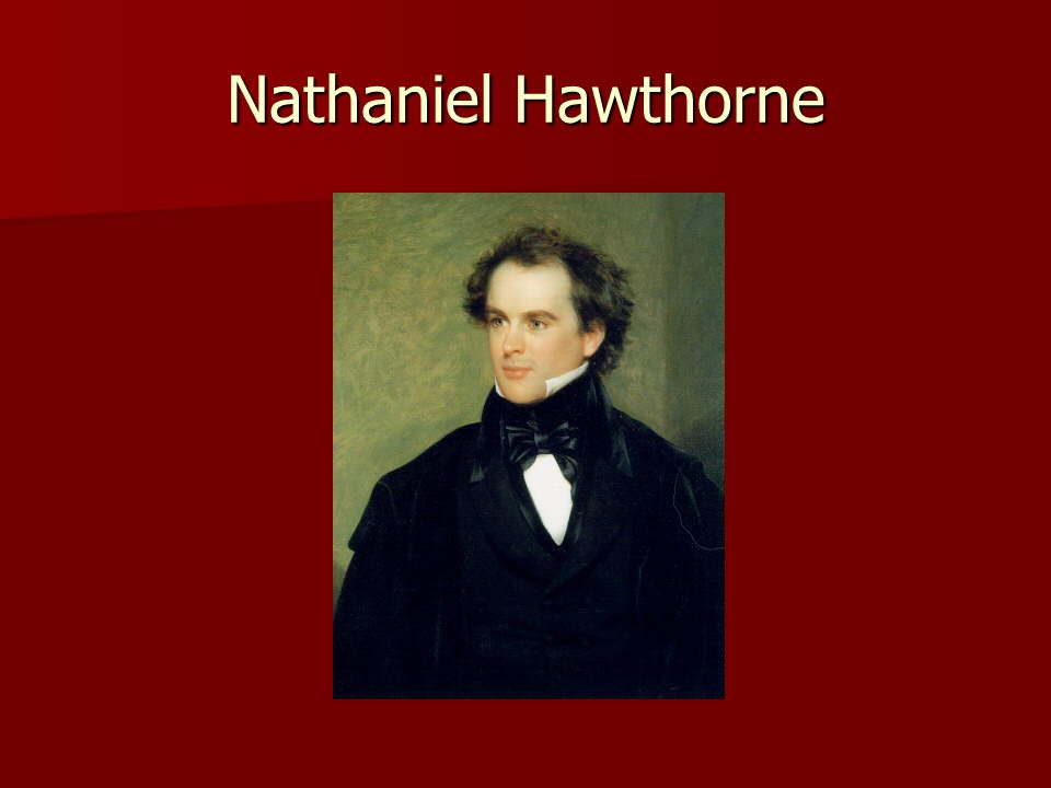 the influence of nathaniel hawthornes background on the novel the scarlet letter He wrote of sinners, guilt, and hypocrisy, all of which were major themes for the puritan characters in his novel the scarlet letter through the use of allegory, symbols, and long, elaborate .