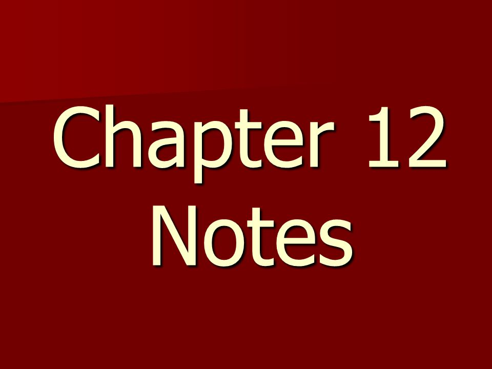 the last lecture chapter summaries