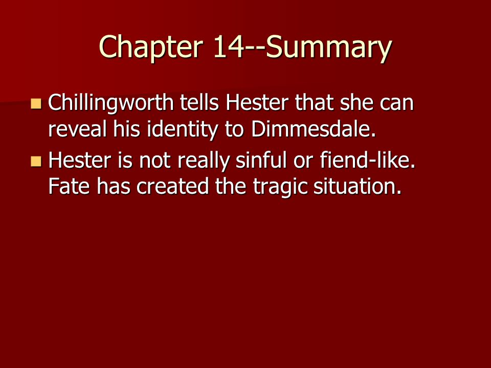 an analysis of moral actions in the scarlet letter by nathaniel hawthorne The scarlet letter short-answer quizzes  what are hester's specific actions as she walks from the prison to the scaffold  in the first scene of nathaniel hawthorne's the scarlet letter .