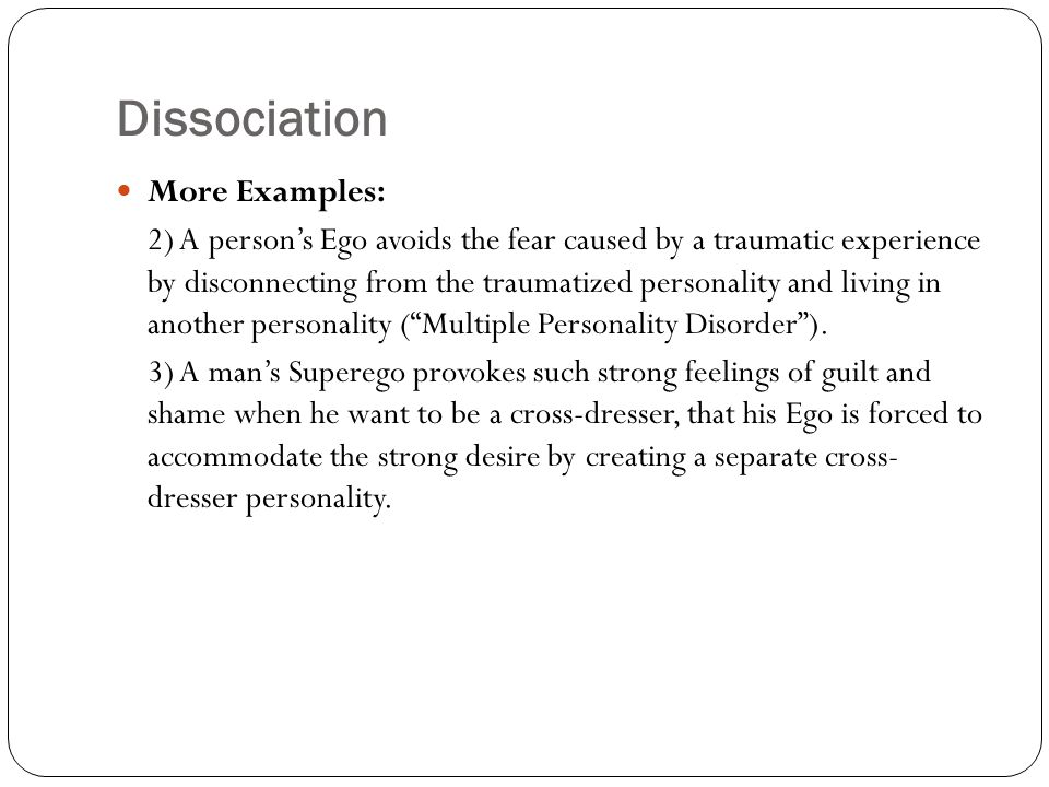 defense mechanisms ppt video online download multiple personality disorder stories multiple personality disorder test