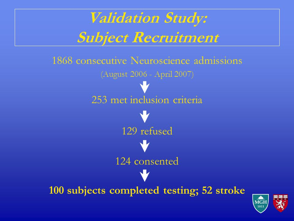 Studies Recruiting Subjects – Pacific Parkinson's Research ...