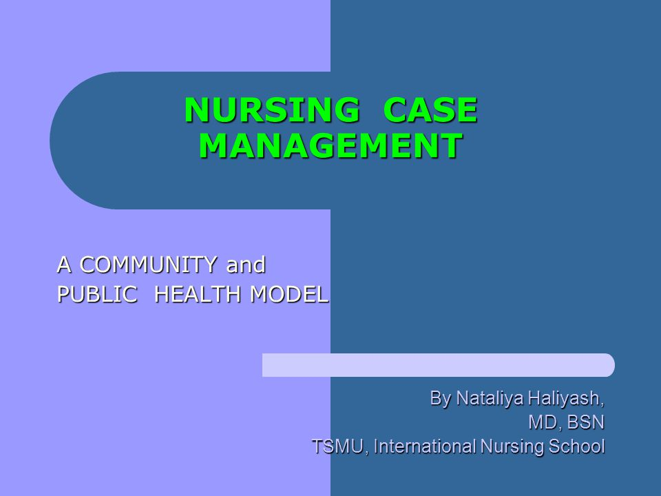 case management nursing A case management nurse (cmn) coordinates a patient's long-term health care by developing a history with their patients, tracking their healthcare progress, scheduling appointments and.