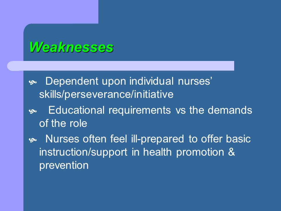 healthcare promotion a nurses role What are your views on line management in healthcare  nurses' role in promoting and supporting smoking cessation 8 march, 2005 vol: 101, issue: 10, page no: 26 .