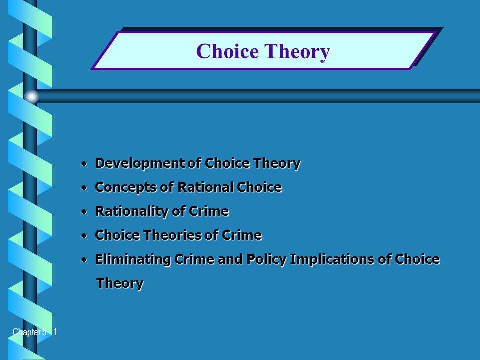 strengths of rational choice theory