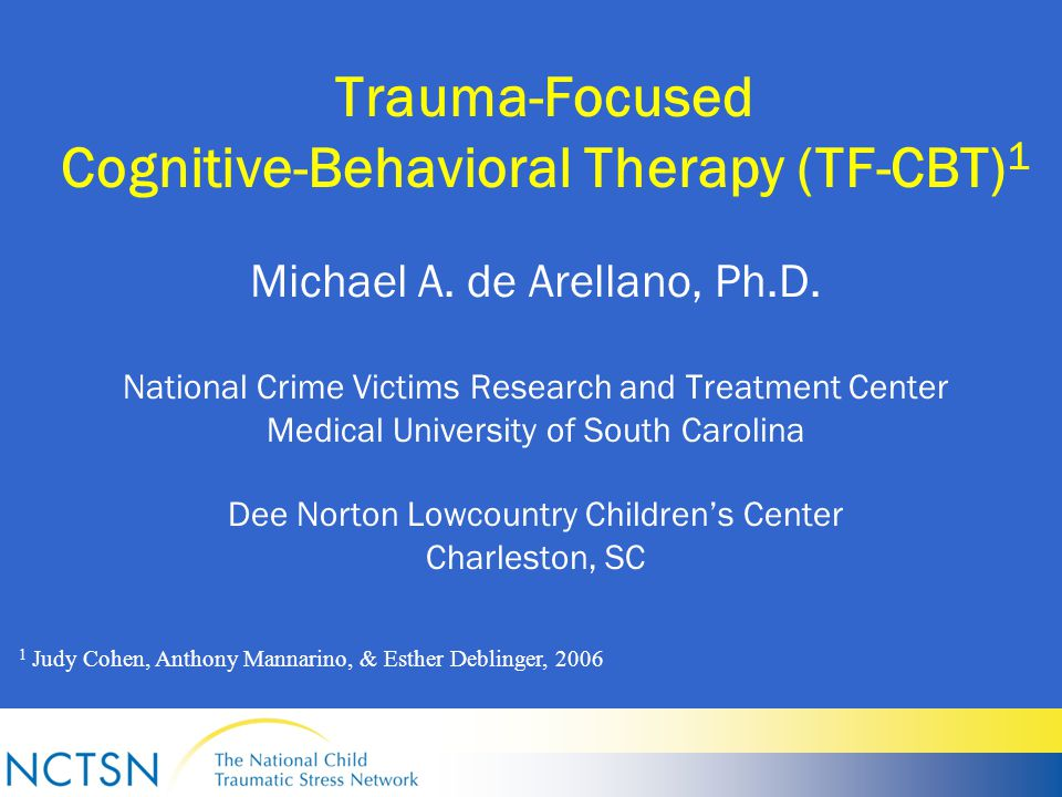 Trauma-Focused Therapy for Kids - Castorena Therapeutic Services