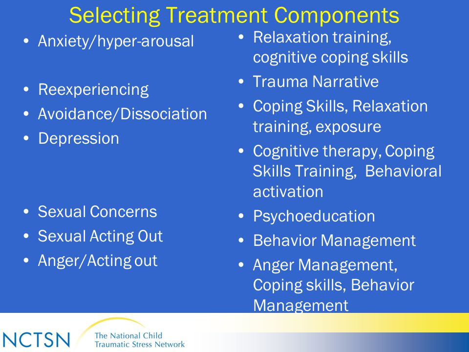 a research on cognitive behavioral therapy and anger management therapy as effective treatments