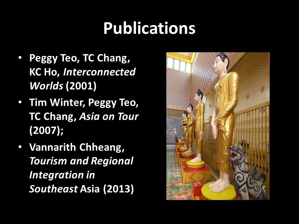 Asean And Tourism Victor T King Ppt Video Online Download