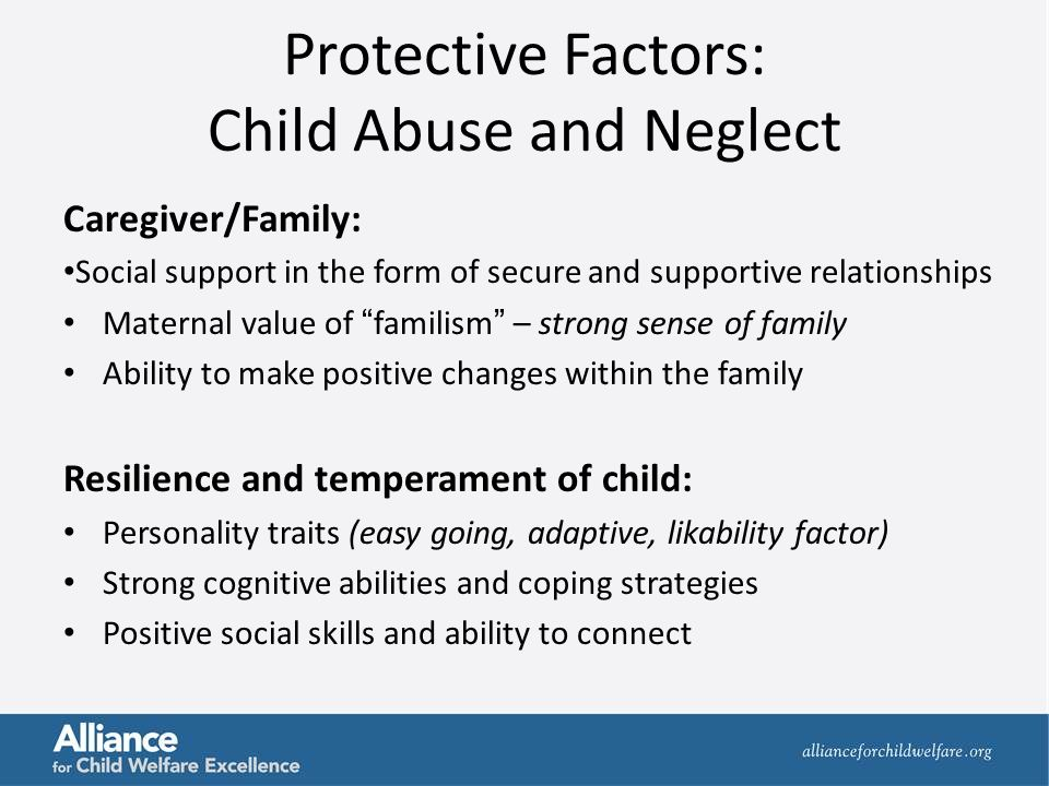 the impact of individuals characteristics and experiences on child abuse These individuals experience the long-term impact of child abuse the impact of child abuse does not end when the abuse stops and the long-term effects.