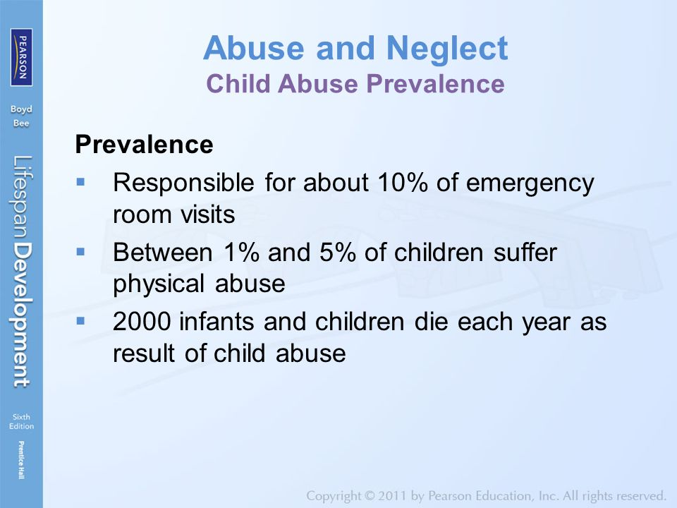 The issues of child physical and sexual abuse