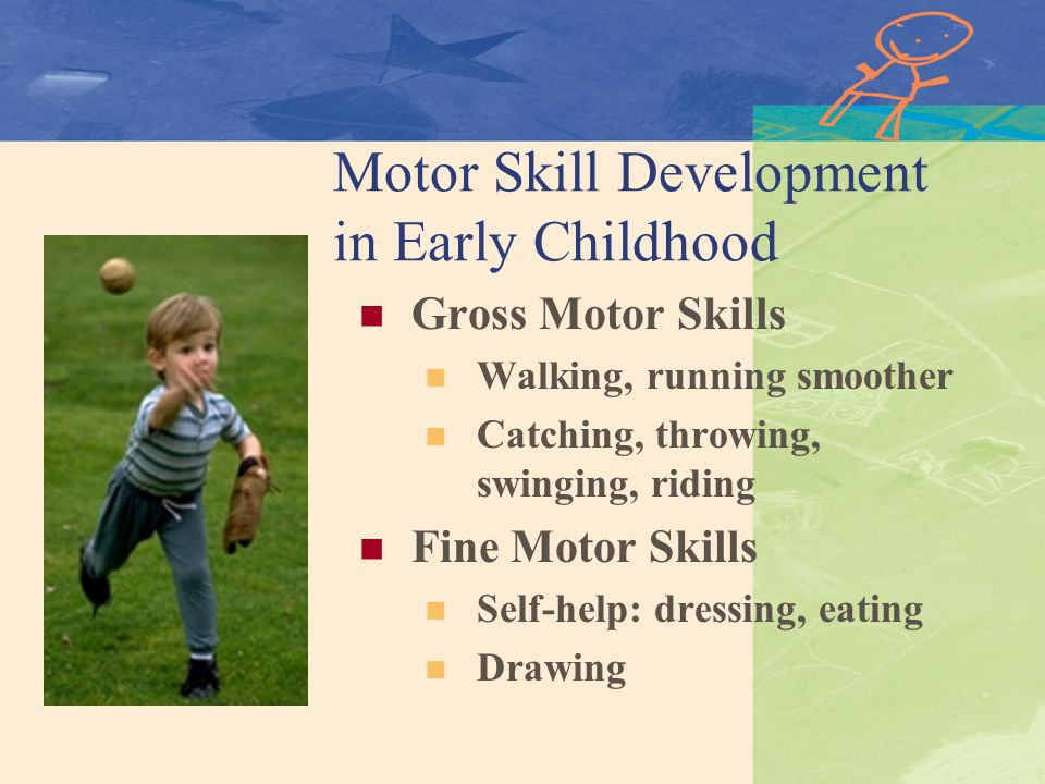 how to support physical development in early childhood