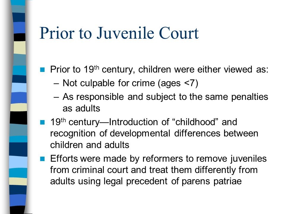 an introduction to the issue of delinquents Issues in juvenile delinquency dispositions by lori quick i  introduction in fashioning dispositions, the juvenile court's goal is ostensibly .