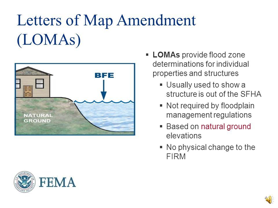letter of map change fundamentals - ppt download