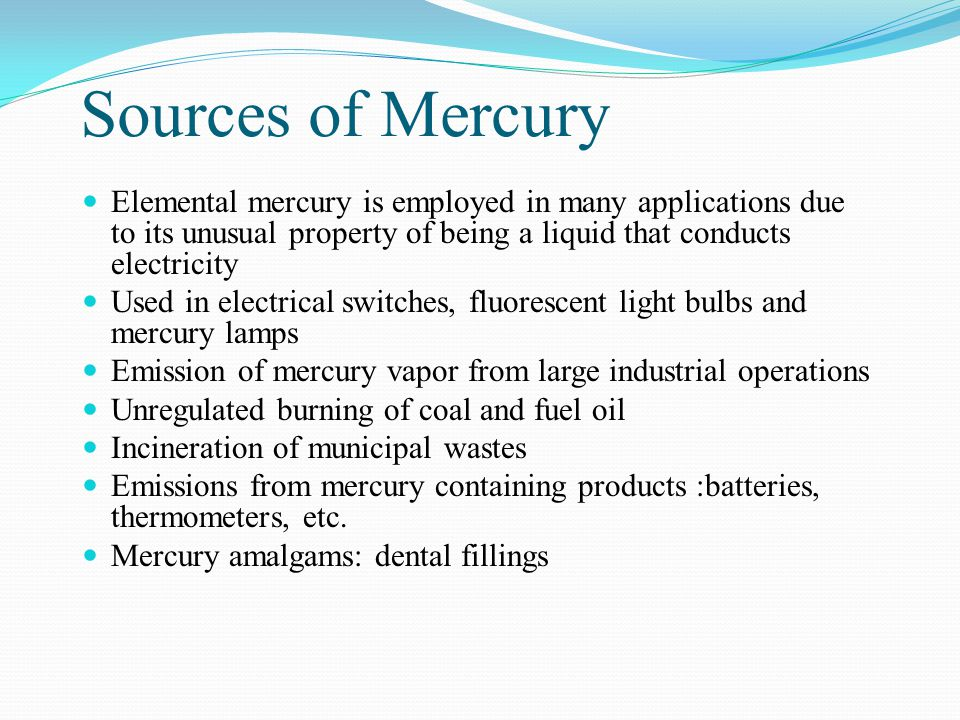 essay about mercury element The importance and uses of the element importance of mercury, uses of mercury, poisonous element not sure what i'd do sign up to view the complete essay.