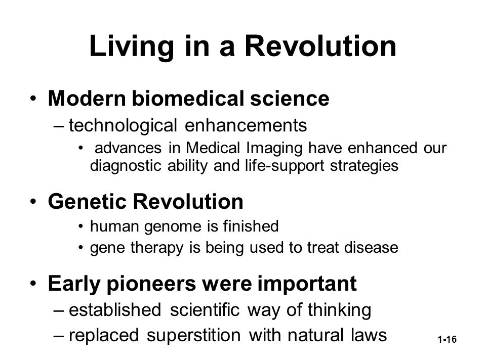 life without the scientific revolution The scientific revolution outshines the major obstacle faced by the scientific fuller would have not been the type of person he was without.