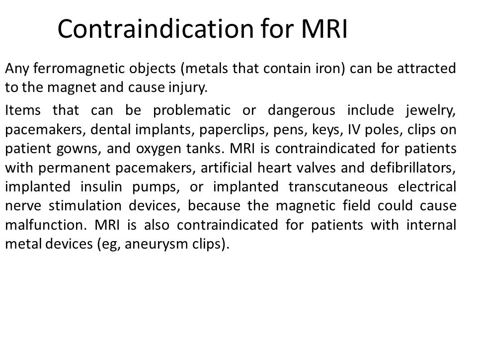 Can cardiac pacemakers and magnetic resonance imaging ...