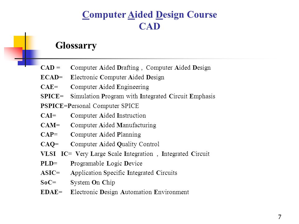 course on computer aided manufacturing Computer-aided manufacturing certificate print-friendly page add to portfolio return to: certificate programs in the ever-changing field of manufacturing, computer-aided manufacturing (cam) refers to both subtractive manufacturing and additive manufacturing  cnc turning and solids modeling in addition, courses develop and reinforce.