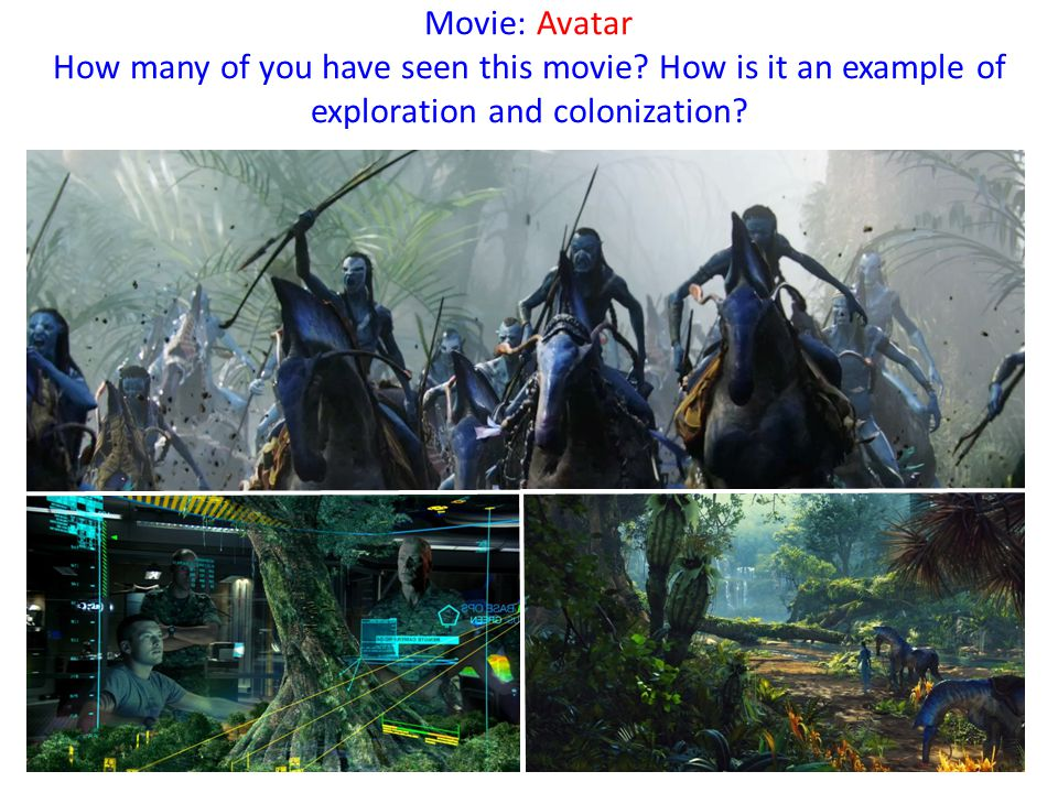 Movie: Avatar How many of you have seen this movie