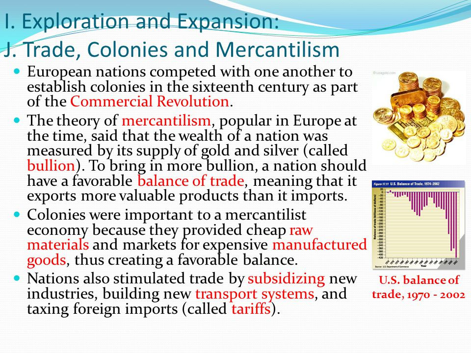 mercantilism a popular economic philosophy Donald trump's economic policies are causing concern among  mercantilism  was the doctrine that nations which sell more produce and.