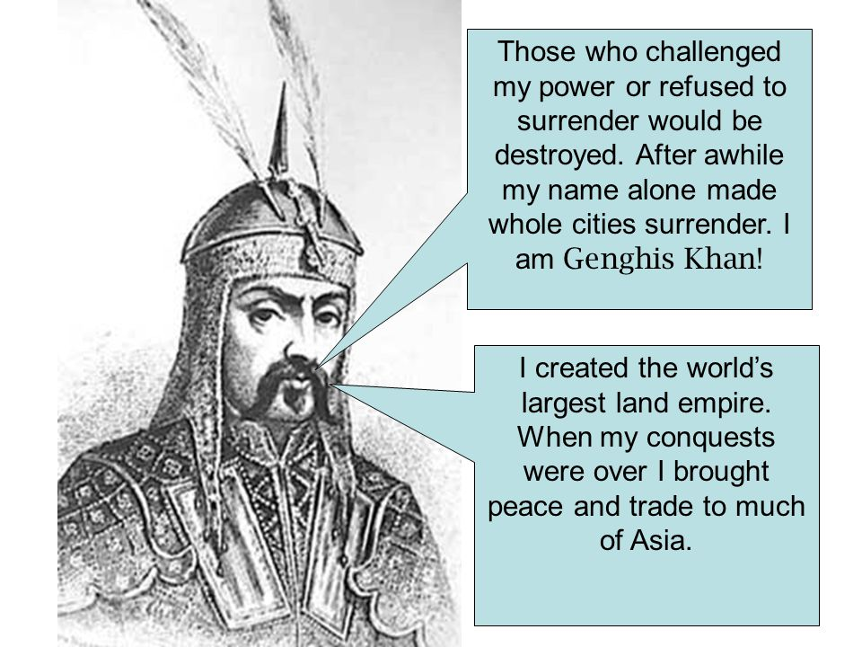genghis khan khan essay Running head: genghis khan name: tutor: course: date: university: this paper will seek to examine the life history of genghis khan as a founder and great ruler free essays essay writing help.