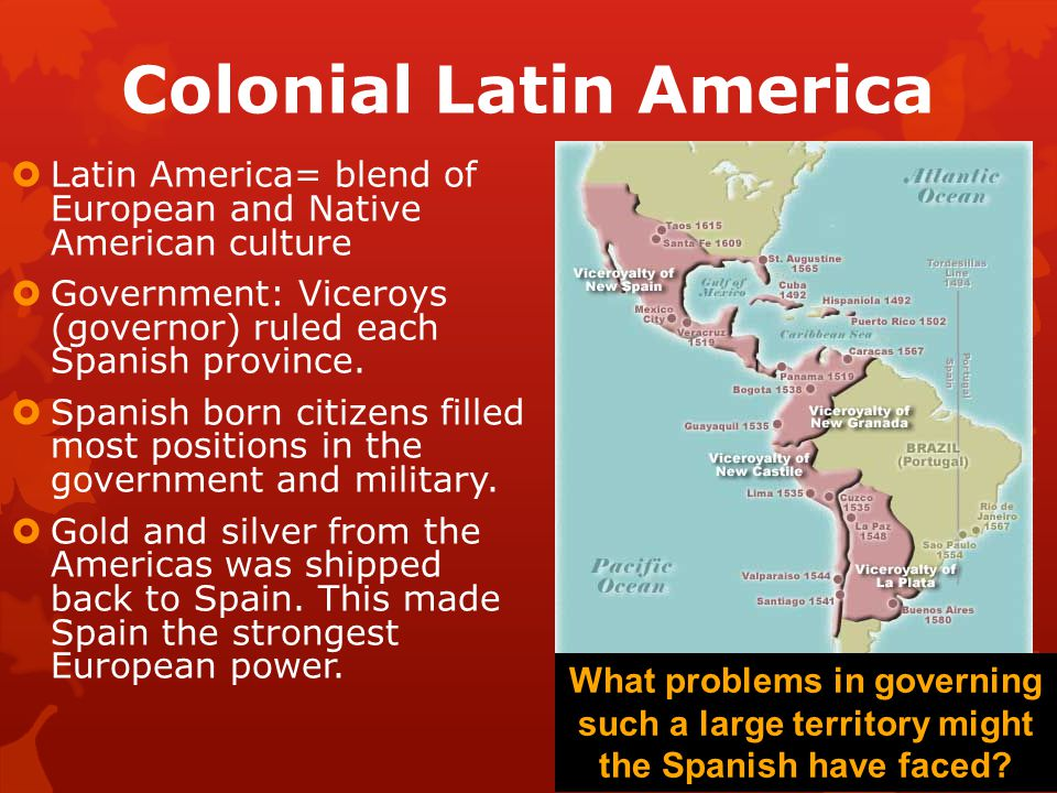 colonial latin america labor systems In the colonial era, spain initiated the encomienda system, under which thousands of people and families were entrusted to colonial officials.