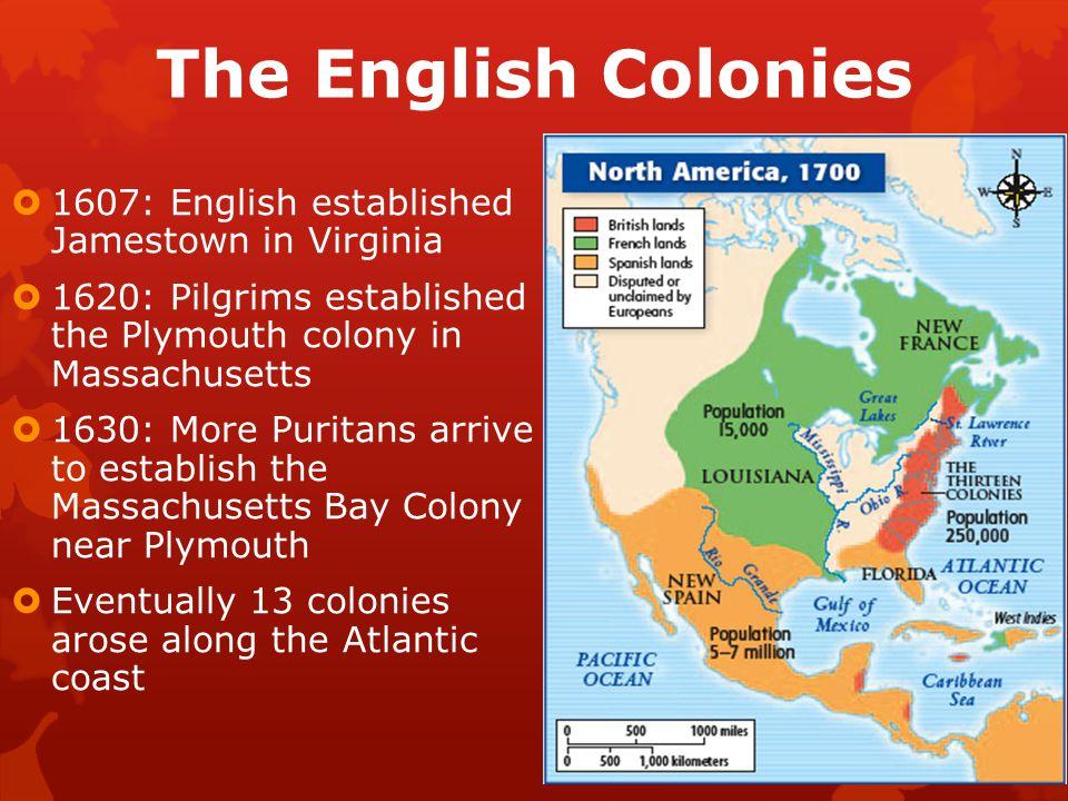 virginia colony and massachusetts bay colony essay
