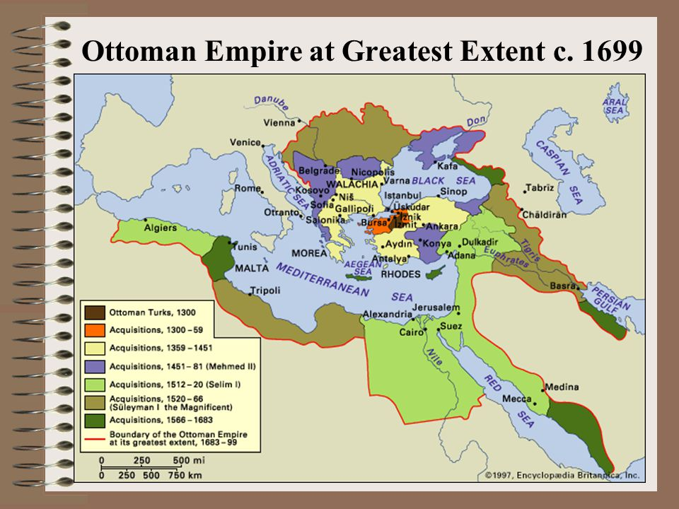 The Gunpowder Empires Ppt Video Online Download