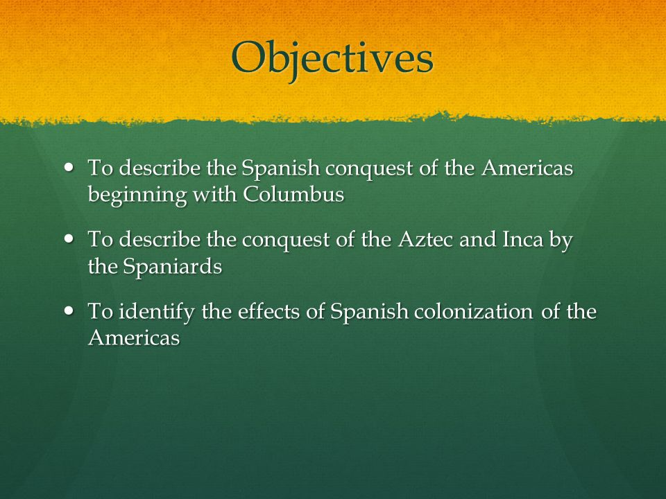 effects on spanish conquest of the americas essay What arguments did bartolome de las casas make in favor of more humane treatment of native americans as he exposed the atrocities of the spanish conquistadors in hispaniola.
