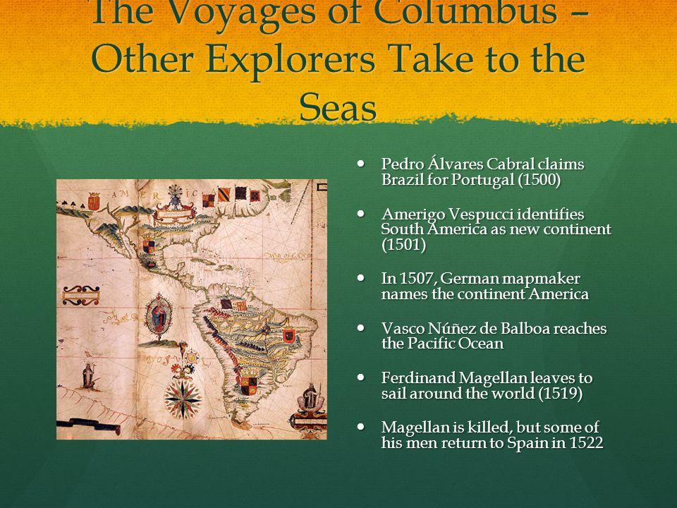 the voyages of columbus The self-confidence that spurred columbus was also his undoing.