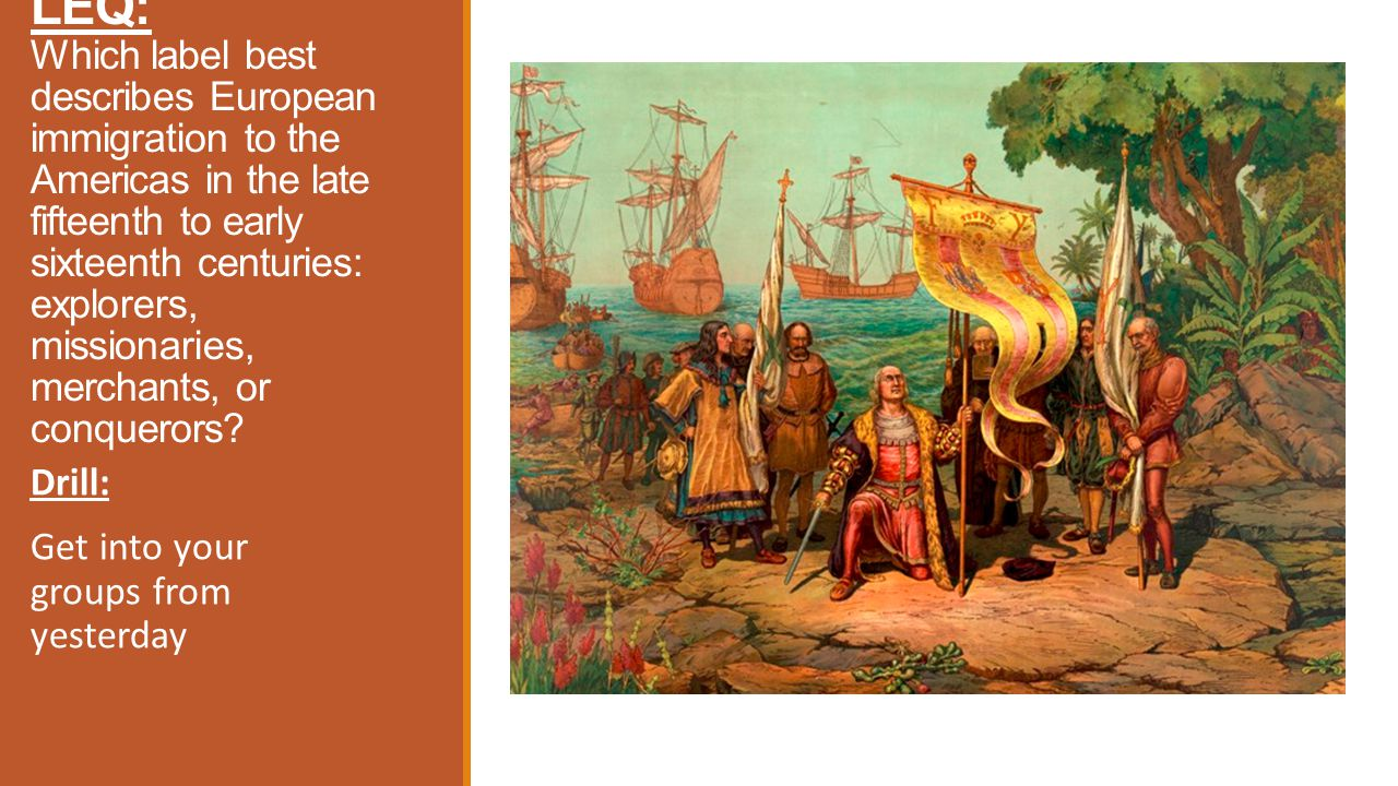 Early European Explorers Quotes Quotesgram: Unit 2: Chapter 4: The Age Of Exploration